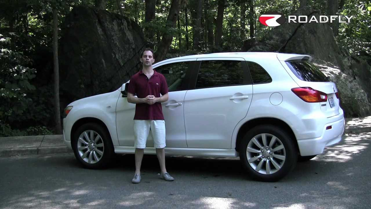 mitsubishi outlander sport 2010 review