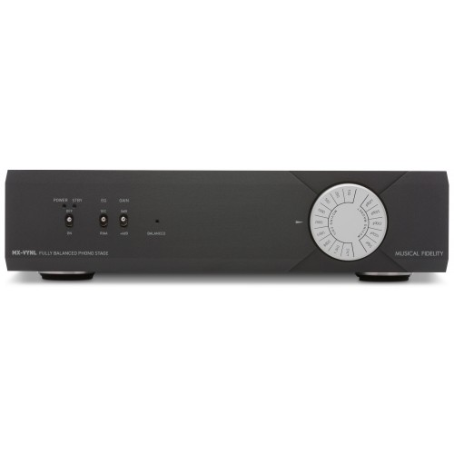 musical fidelity mx vynl phono stage review