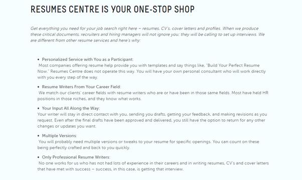 naukri com paid services review