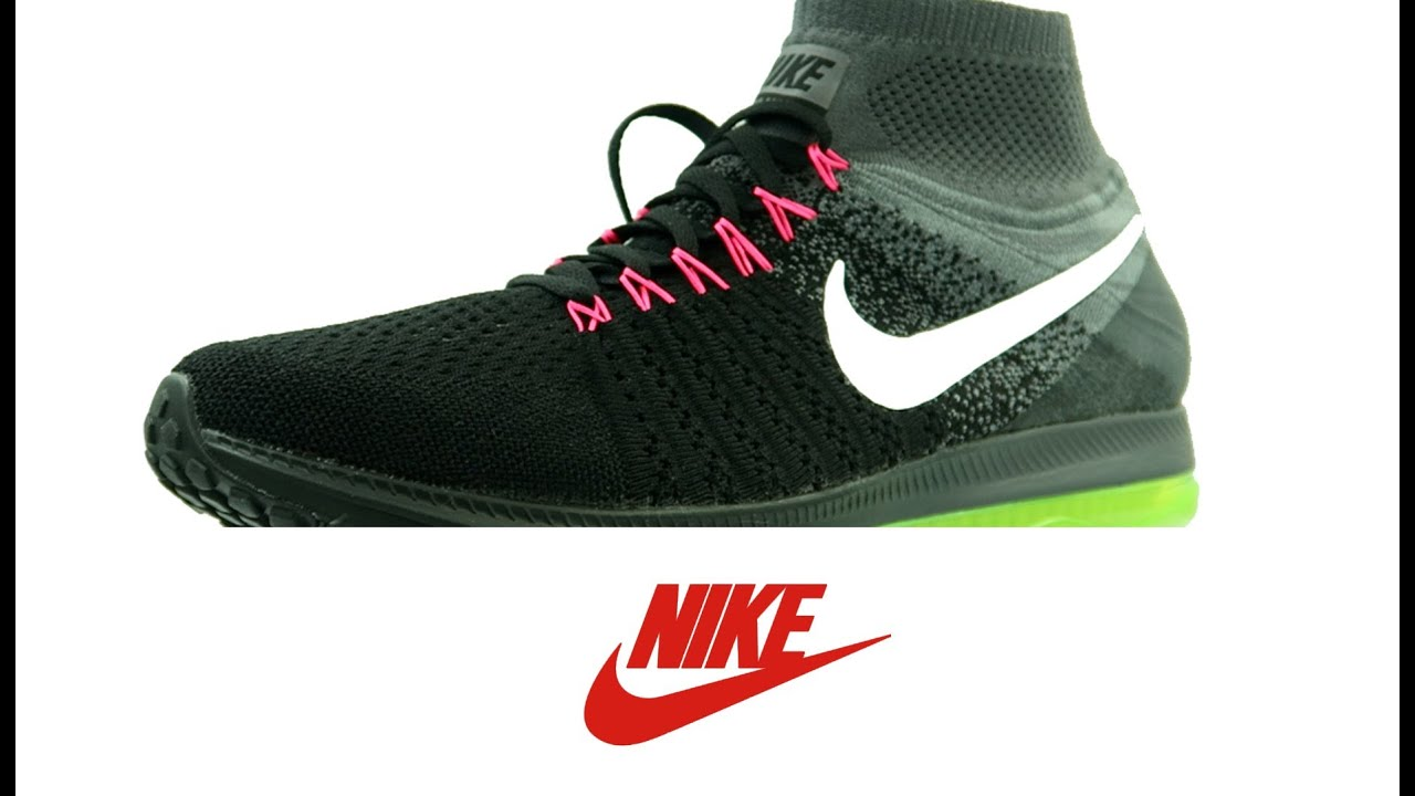 nike flyknit basketball shoes review
