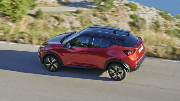 nissan juke review top gear