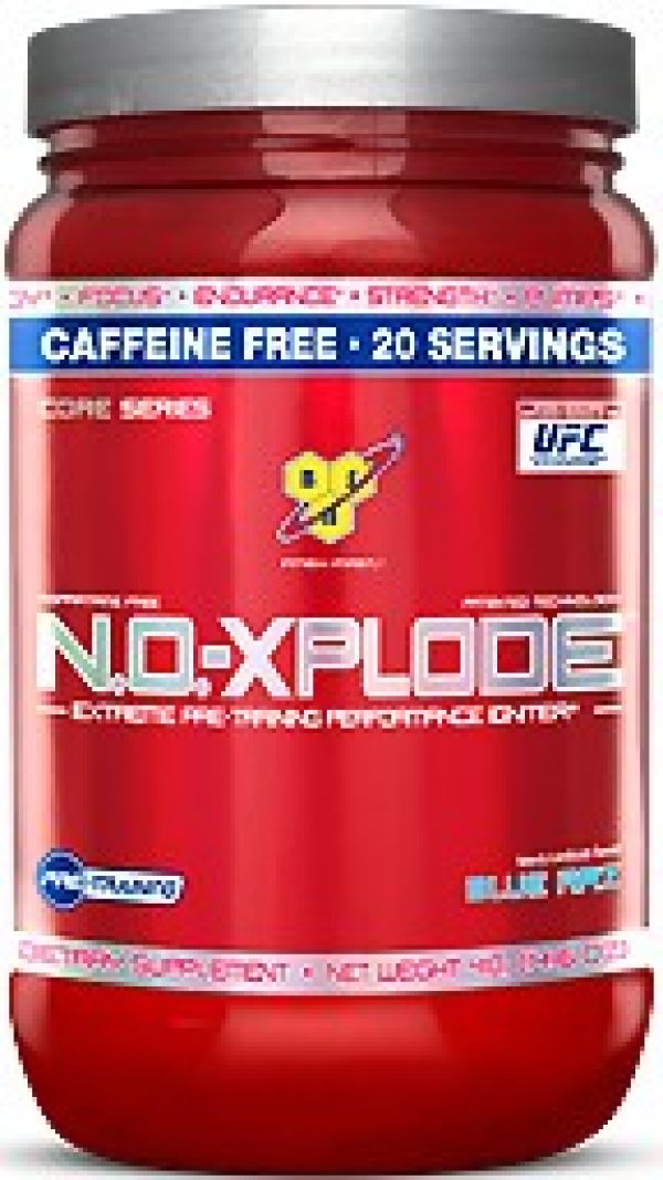 no xplode non caffeinated review