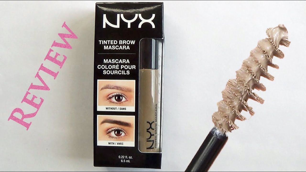nyx more to love mascara review