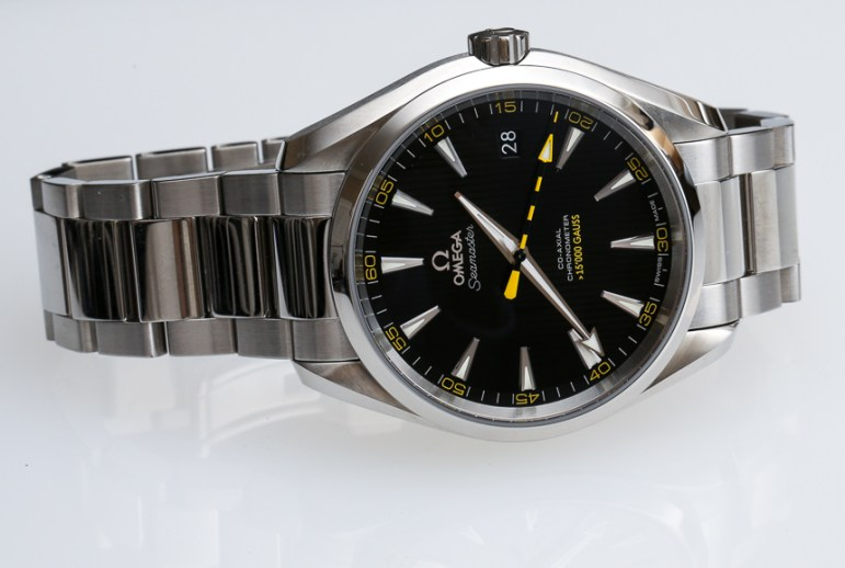 omega aqua terra 15000 gauss review