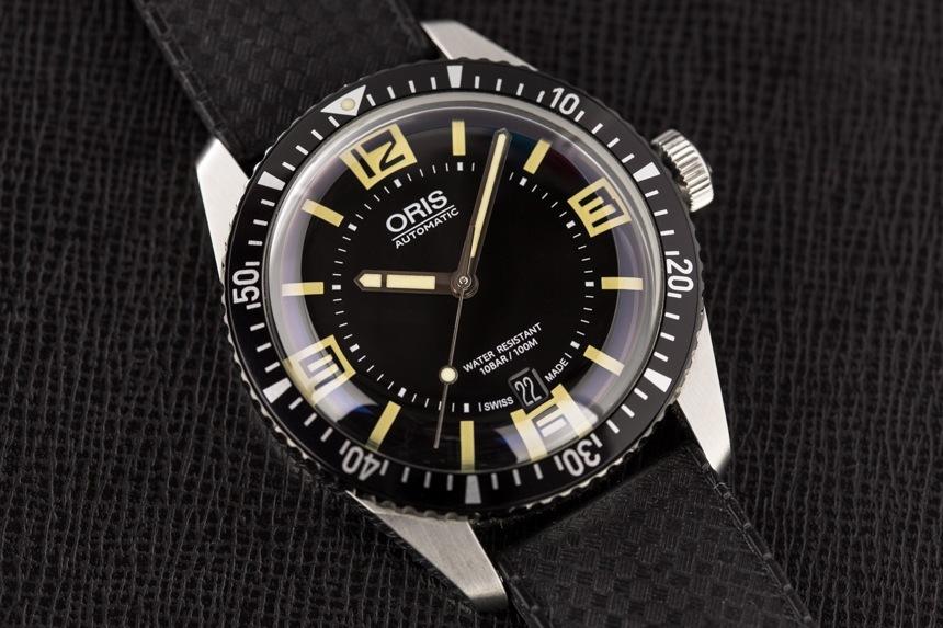 oris divers sixty five review