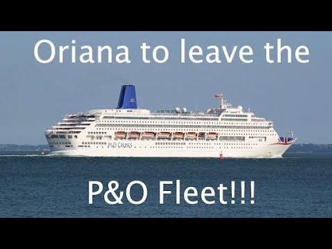 p and o oriana reviews