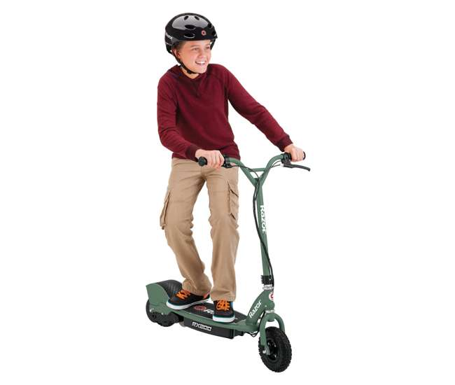 razor rx200 electric off road scooter reviews