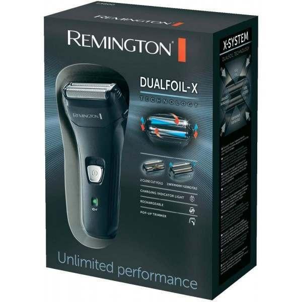 remington f3800 dual foil shaver review