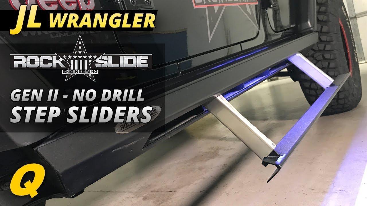 rock slide engineering rock sliders review