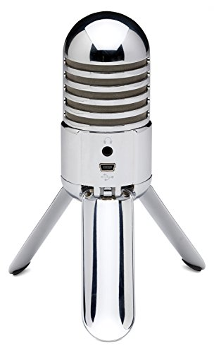 samson meteor usb condenser microphone review