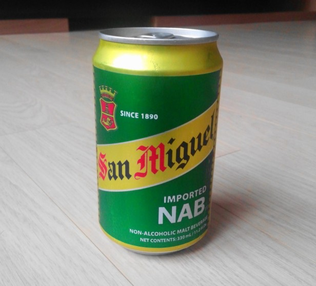 san miguel non alcoholic beer review