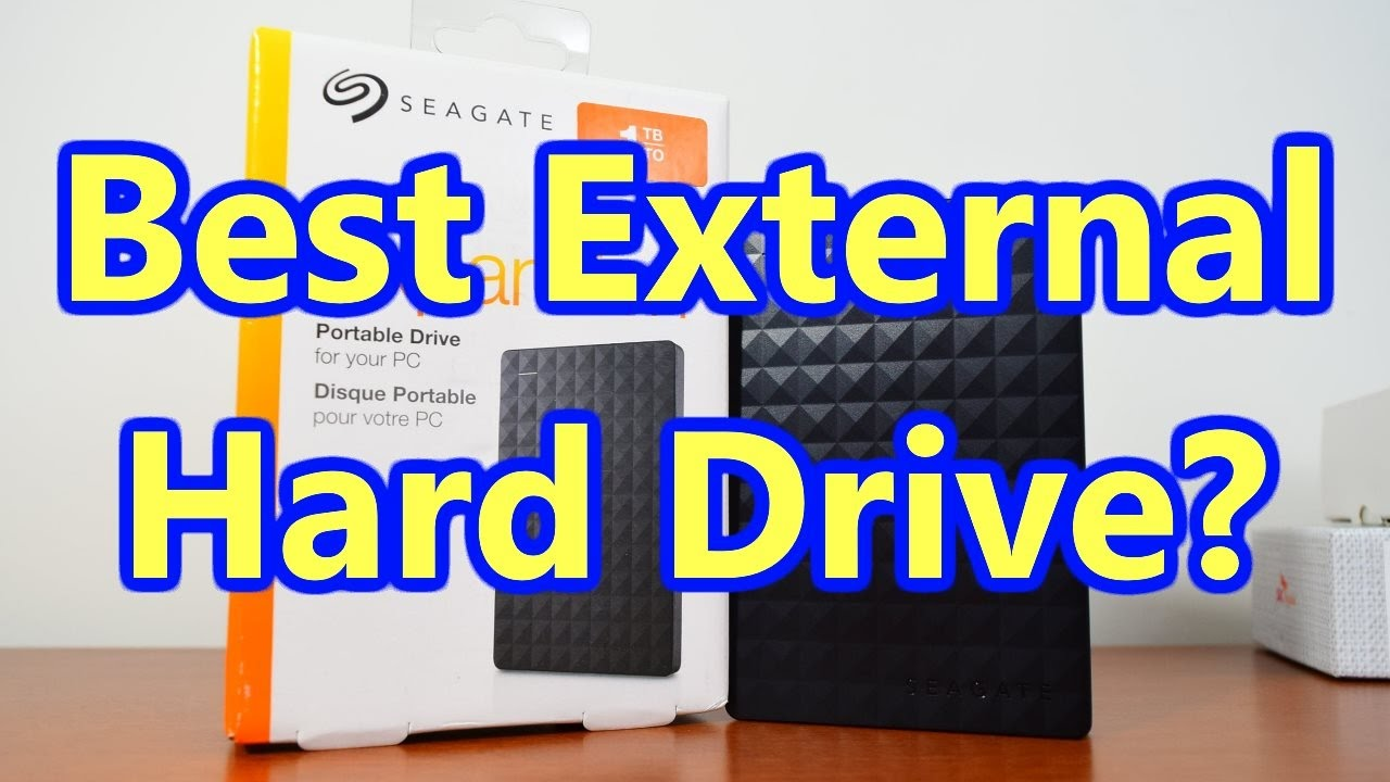 seagate expansion hard drive review
