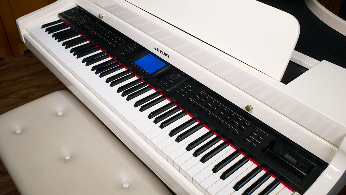 suzuki digital baby grand piano review