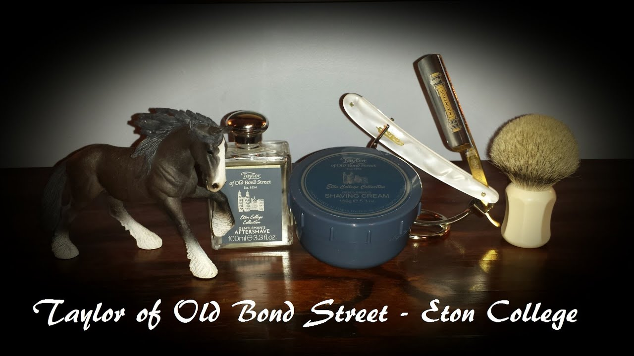 taylor of old bond street review