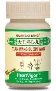 tian wang bu xin wan reviews