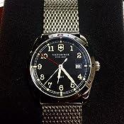 victorinox infantry gmt quartz watch review