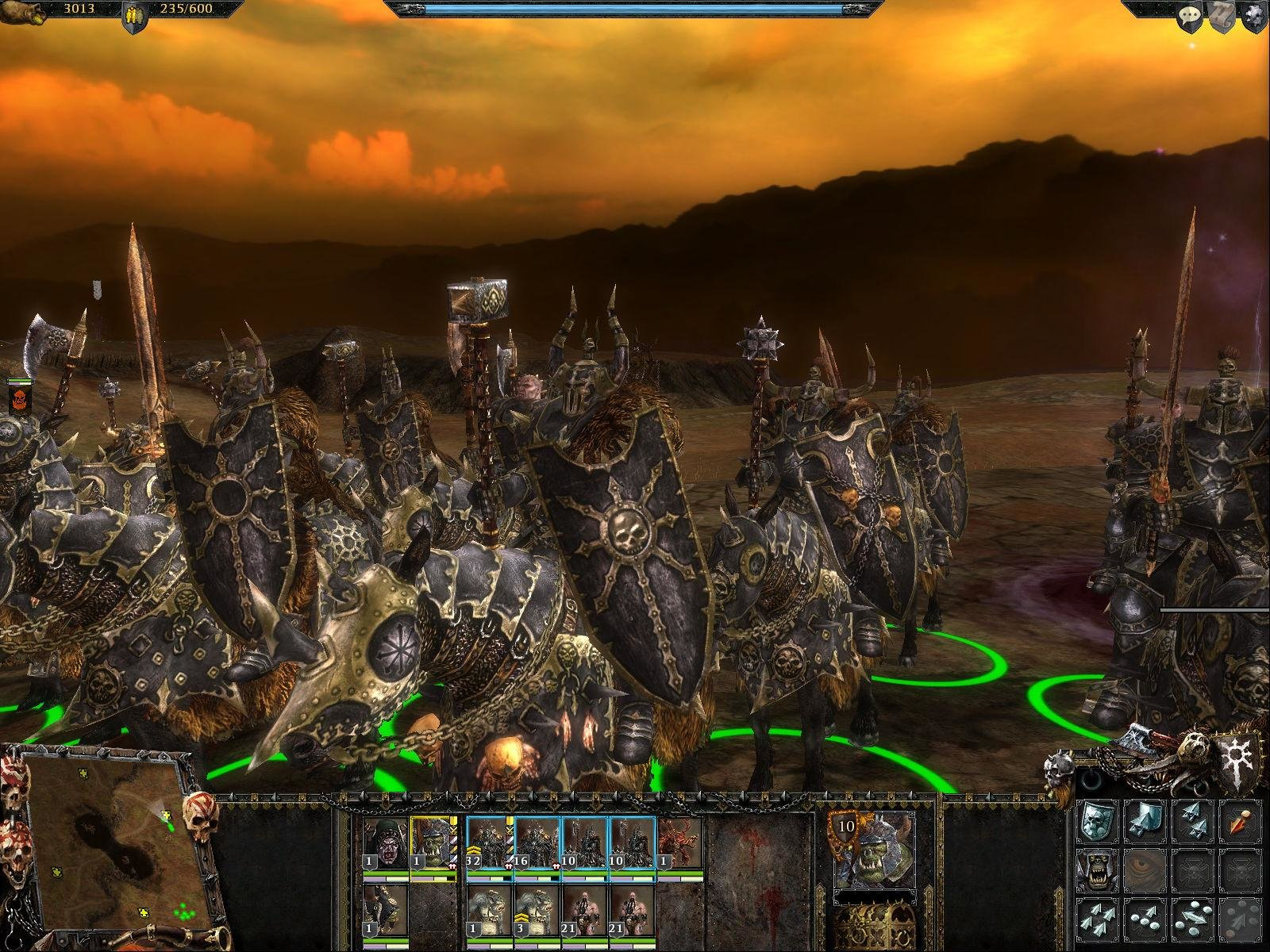 warhammer mark of chaos review