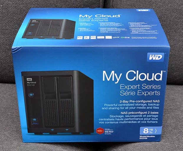 wd my cloud review 2017