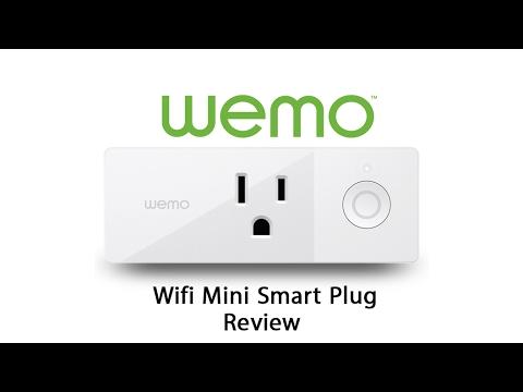 wemo mini smart plug review